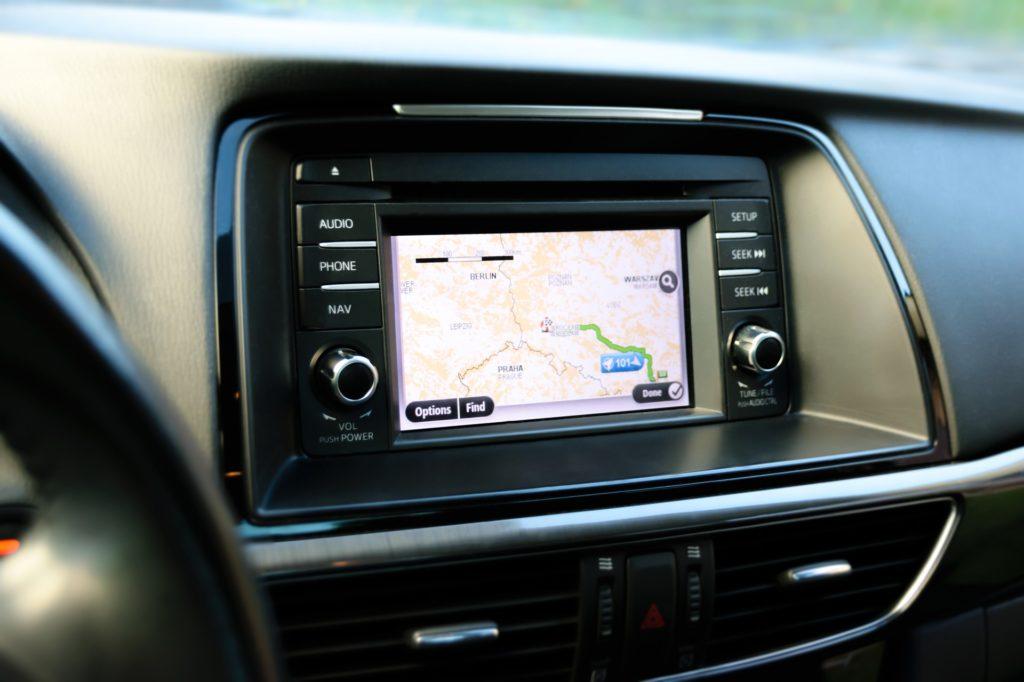 GPS süsteemide paigaldus